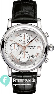 Replique Montblanc Star GMT 36967